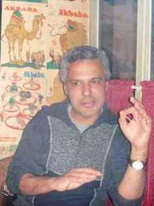 Ahmed Ghazali