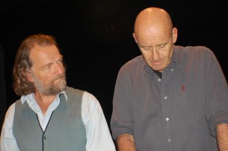 avec Bernard Bloch