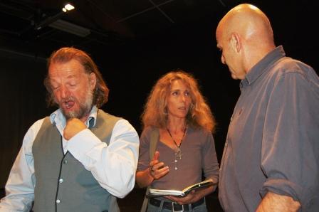 Avec Bernard Bloch et Philippe Dormuy