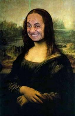 Portrait de maman par Léo Vidi-Vinci